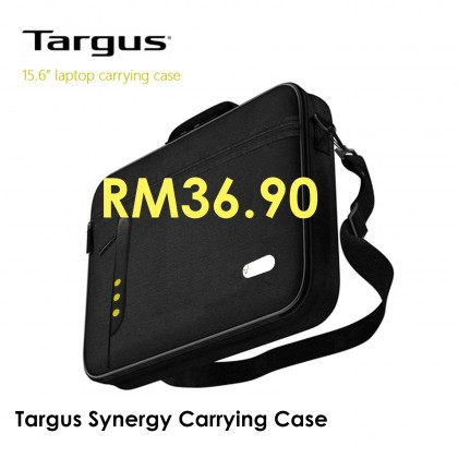 Dell Targus Synergy Top Loading Carry Case D1JR2 15.6inch laptop