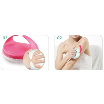 TOUCHBeauty Genuine Meridian Brush Leg Slimming Belly Scraping Five Elements Massager