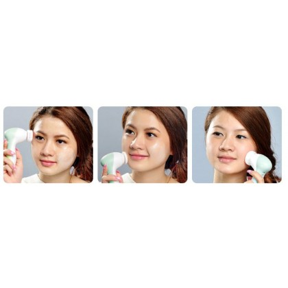 TOUCHBeauty Electric Cleansing Black Head Beauty Instrument Household Face Washing Brush