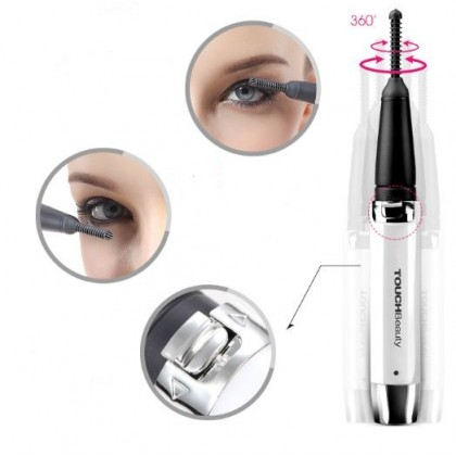 TOUCHBeauty Portable Electric Eyelashes Hot Curler