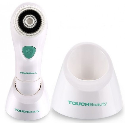 TOUCHBeauty Electric Facial Cleansing Ultrasonic Waterproof Facial Wash Brush Pores Cleansing Electronic Beauty Instrument