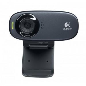 Logitech HD Webcam C310 960-000588 for Class Work Meeting Hangouts Messenger Facebook Live