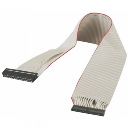 Dell 18 Floppy Drive Ribbon Cable W5824