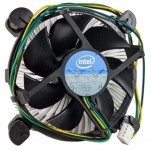 Intel E97379-001 Core i3/i5/i7 Socket 1150/1155/1156 4-Pin Connector CPU Cooler