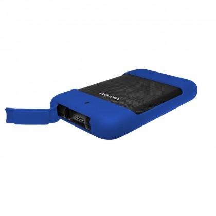Adata Durable HD700 External Hard Drive 2TB 2.5Inche USB 3.0 AHD700-2TU3-CBK CBL