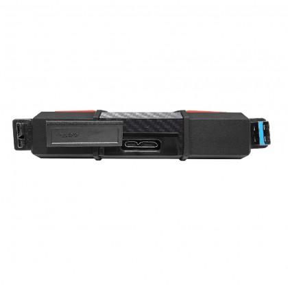 Adata AHD710P-1TU31-CBK CBL CRD CYL HD710P 1TB 2.5USB Rugged External Hard Drive