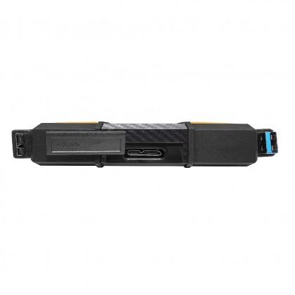 Adata AHD710P-2TU31-CBK CBL CRD CYL HD710P 2TB USB2.0 Rugged External Hard Drive
