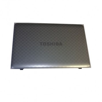 Toshiba Satellite L755 LCD Back Cover Lid 15.6 EABLB058010 Silver