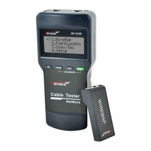 Noyafa NF-8108 LAN Network Cable Tester Telephone Wire Tracker Diagnose Cat5 Cat6 RJ45