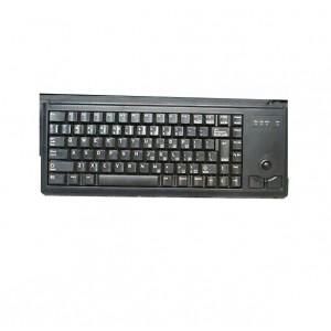 Cherry Ml4400 Compact Ultra Slim Trackball USB Keyboard Black GDDG84-4400