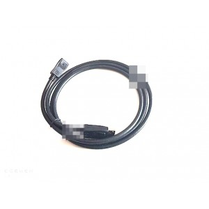 Amphenol Adapter Cable M/M DisplayPort 4k 6 ft Mini DisplayPort to DisplayPort 1.2