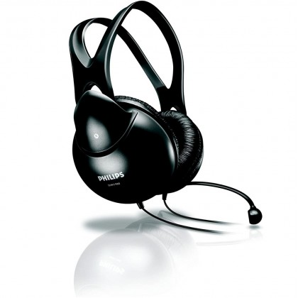 Philips Position Microphone Optimised Voice Pick-Up Pc Gaming Headset Shm1900/00