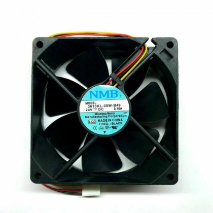 NMB Minebea Replacement Fan 3610kl-05W-B49 24 V DC 0.16a 3W