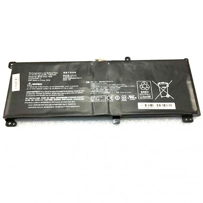 Laptop Battery Hasee 31CP5/58/81-2 Series 11.49V 82.49Wh 7180mAh SQU-1609